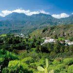 Santa Lucía countryside