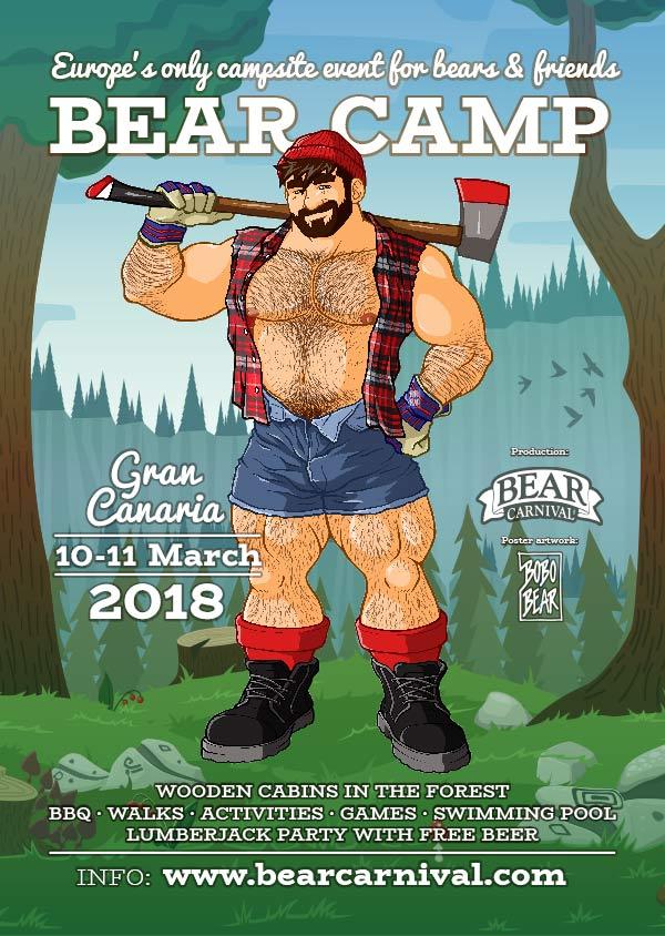 Bear Camp poster
