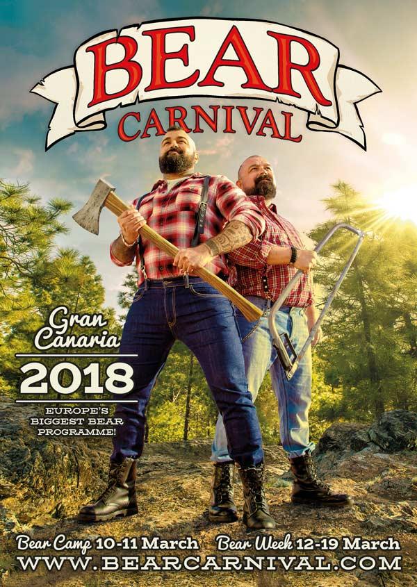 Bear Carnival poster