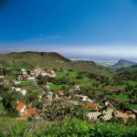 Temisas, a typical Canarian village