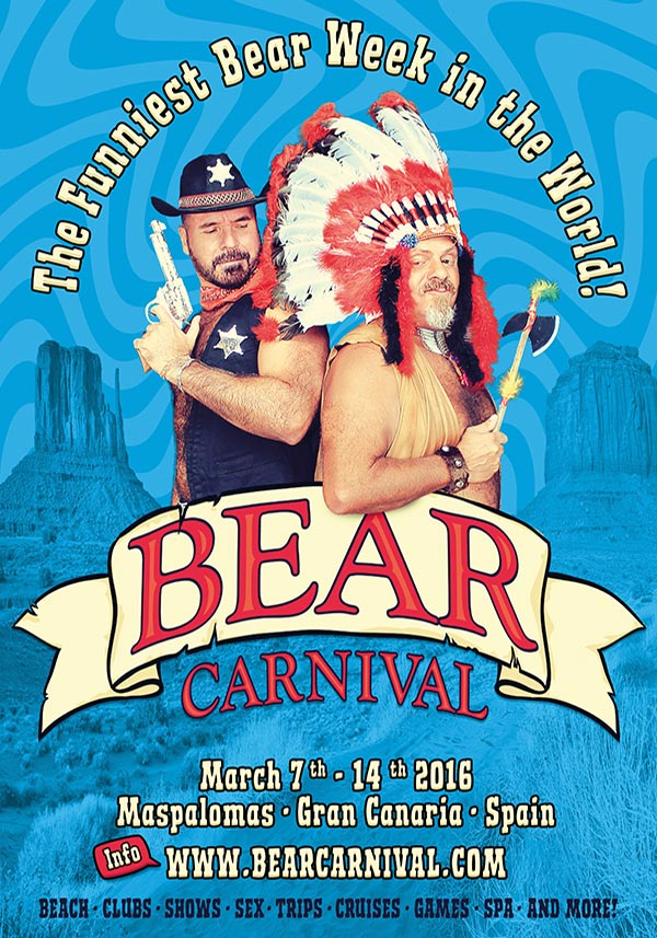 Bear Carnival 2016