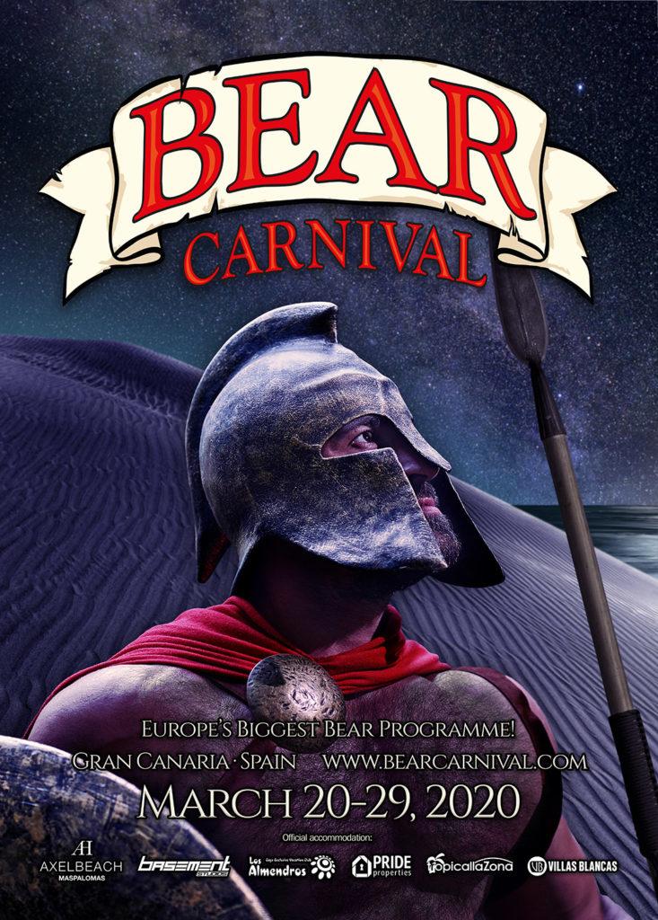 Bear Carnival 2020 poster