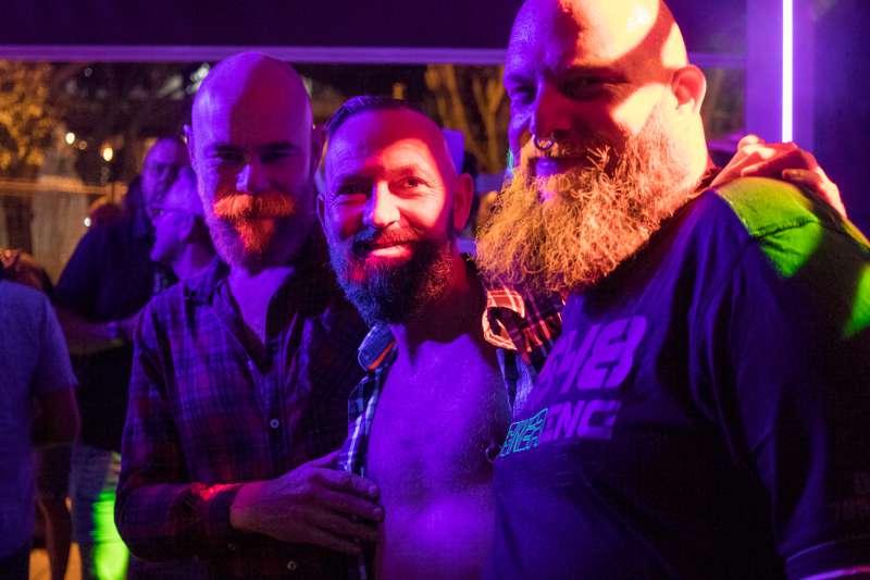 Neon Beards Party